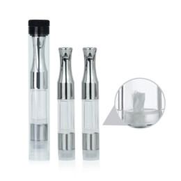 Mini serbatoi cig online-10 pezzi al minuto E Cig Vape Mini cartucce di olio spessa .3 / .5 / .8ml G2 Atomizzatore VS Amigo Liberty Glass serbatoio 92A3 vaporizzatore a cartuccia