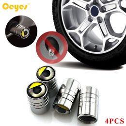 Wholesale Benz Wheel Caps - Car Wheel Tire Valves Tyre Stem Air Caps Cover Smart Emblem Badge for mercedes benz A45 CLA45 coupe C63s Car Accessories