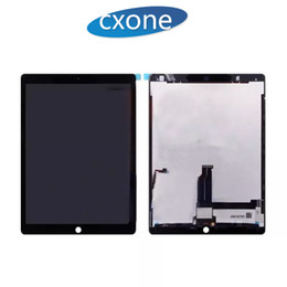 "Wholesale Ipad Lcd Display Replacement - AAA Quality Display Touch Screen Panel Repair For IPad Pro 12.9 Inch LCD Assembly Replacement For iPad Pro 12.9"" with Flex"