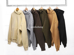 Wholesale Usa Casuals Wears - Fashion street wear Latest Hot Selling USA justin bieber hoodies Sweatshirts pullovers hiphop Fashion Casual oversized