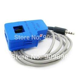 Wholesale Split Core Current Sensor - Wholesale- SCT-013-000 0-100A Non-invasive AC current sensor Split Core Current Transforme SKU1287