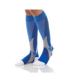 Wholesale Outdoor Ski Set - Samples'link Sport socks for couples 4 color set 4pairs set outdoor shaping bicycle socks elastic magical compression socks