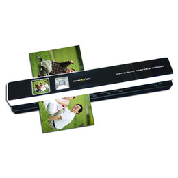 Wholesale Mini Scanner Handheld - Mini Handheld document Scanners Wireless Scanner tsn480 Picture Direct S + A3 4 scanning