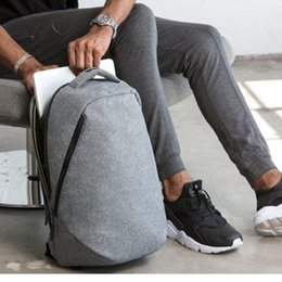 "Wholesale Slim Laptop Cooling - B009H 2017 Backpacks Brand Cool Urban Backpack Men Unisex Light Slim Minimalist Fashion Backpack Women 14"" 15"" Laptop Backpack school bag"