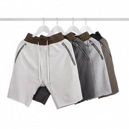 Wholesale Korean Sweats - Wholesale-summer korean hiphop fashion justin bieber sweat jogger Olive Green Khaki harem Man RO harem Man RO Shorts Shorts