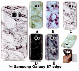 Wholesale M7 Phone Case - Granite Marble Design TPU Painting Case Cell Phone Protective Cover Cases Shell For htc one m7