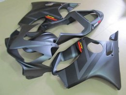 Wholesale Matte Black F4i - New Motorcycle Fairings Fit For Honda CBR600 F4i 2001 2002 2003 Year 01 02 03 Plastics ABS Injection Mold Fairing Kit Cowling black matte