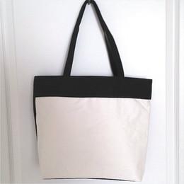 Promocional personalizado impreso barato simple lienzo en blanco Bolsas de  lona Diseño de bricolaje   bolsa de compras diseños diy tote bag lienzo  bolso de ... eec1102cfb4