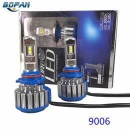 Wholesale Hb4 Hid Lights - LED Headlight Conversion Kit 9006 HB4 35W 3500LM Headlamp Replace HID Xenon Kit Auto Bulb Lamp Light