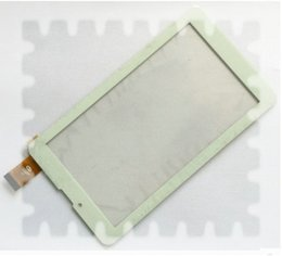"Wholesale S2 Screen Replacement - Wholesale-White Original 7"" Mediacom SmartPad S2 3G M-MP7S2B3G Tablet Touch Screen Panel digitizer glass Sensor Replacement Free Shipping"