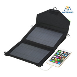 Wholesale High Quality Solar Cells - 2016 China SC-7W USB 5V 7W admirable Promotional Gifts Power Bank Solar Charger of high quality