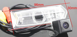 Wholesale Camera Camry - Car Rear View Camera For Toyota Camry Reverse Camera   HD CCD RCA NTST PAL   License Plate Lamp OEM