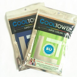Wholesale Golf Hand Towels - Colorful Cooling Towel Stay Cool with the Advanced Hyper-Absorbent Cooling Sports Towel Highly Effective Golf Towel,Gym and Yoya Sport Towel