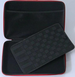 Wholesale Leather Master Wholesale - Hot sale vape tool bag coil master Kbag ecig product bag bit size With Best Price Electronic Cigarette Tool Bag