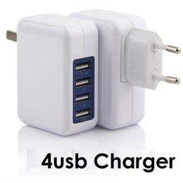 15w iphone charger Скидка 3.1A 15W Высокоскоростное 4-портовое USB-зарядное устройство Портативное зарядное устройство Адаптер питания со складной вилкой для iPhone 7 Plus iPad Android OTH361