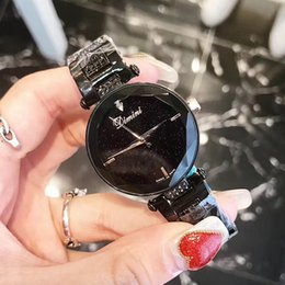 gifts ladies wear Promo Codes - Dimini New steel belt wear Watch with elegant atmosphere Watch Fashion star face Luxury Ladies Dress Quartz Diamond Alloy Gift Woman Watch