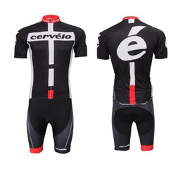 Wholesale Clothes Cyclist - 2015 Team Cycling Jersey Set Breathable Cyclists Clothing Suit With Padded Bib Short Bib High Quality Clothing Lycra Polyester Bike Wears