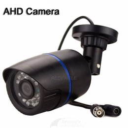 Wholesale Hd Filters - HD 1MP 720P AHD Surveillance Security Camera IR-Cut Filter 24 LEDs indoor or Outdoor Use