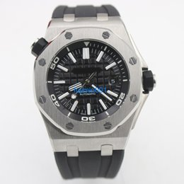 Wholesale Auto P - Big Sell luxury brand watch men A P 42mm Automatic machinery royal watch False watch oaks aaa clock AAA replicas watches 77