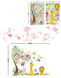 Wholesale Decorative Wall Painting For Kids - JM7251AB60*90 DIY decorative painting no residual 3D 3D painting children stickers stickers
