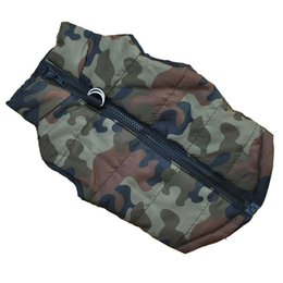 Wholesale Waterproof Dog Coat Jacket - Waterproof Pet Dog Puppy Vest Jacket Clothing Warm Winter Dogs Clothes Coat For Small Medium Large Dogs