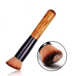 set de maquillaje cepillo rojo caso Rebajas 017 Pinceles de maquillaje Powder Concealer Blush Liquid Base de maquillaje Face Make Up Brush Tools Professional Beauty Cosmetics