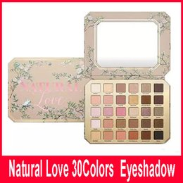 Wholesale Light Edition - Limited Edition Natural Love Eyeshadow Palette Summer 30 Colors Matte Eye Shadow Makeup Palette Light Eyeshadow Makeup Cosmetics