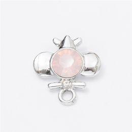 Wholesale Aircraft Necklaces - Wholesale 30pcs aircraft Enamel Alloy accessories White k jewelry pendants charms for bracelet necklace DIY jewelry making js047