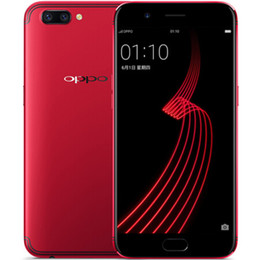 Wholesale Oppo Player - OPPO R11 Snapdragon 660 Octa Core Android 7.1 20.0MP Dual Camera for Free Shipping