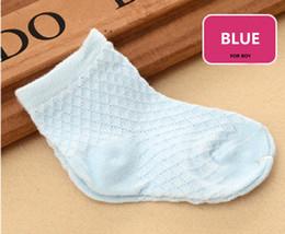 Wholesale Baby Socks Pack - Baby Toddler Boys Girls' 3 Pack Cotton Basics Socks