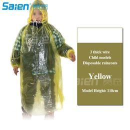 Wholesale Rain Ponchos For Kids - Poncho New Waterproof Kids Rain Coat For children Raincoat Rainwear Rainsuit,Kids boy girl Animal Style Raincoat