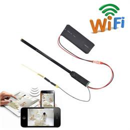 Câmera de segurança pinhole ao ar livre on-line-10 pcs HD 1080 P IP Câmera de Segurança Wi-fi Mini Módulo DIY Câmera P2P Wifi Gravador De Vídeo Sem Fio Nanny Cam com Detecção De Movimento Para A Segurança