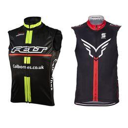 Wholesale Summer Women S Sportswear - 2017 Felt cycling jersey summer cycling sleeveless vest bicycle maillot sportswear roupa de ciclismo hombre bicicleta mountain jersey D1303