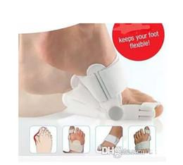 Wholesale Orthopedic Devices - 500Pcs Bunion Device Hallux Valgus Pro orthopedic Braces Toe Correction Feet Care Corrector Thumb Goodnight Daily Big Bone Orthotics