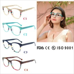 Wholesale Lens China - dropshipping glasses, bulk buy eyewear from china,hot selling acetate women glasses frame with spring hinge