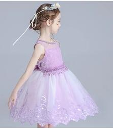 Wholesale Kids Lace Autumn Dress - fashion new autumn winter girl dress warm dress baby kids clothing.