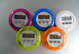 2019 mini temporizador de cocina digital novedad temporizador de cocina digital Ayudante de cocina Mini Digital LCD Cocina Cuenta atrás Clip Timer Alarm G177 mini temporizador de cocina digital baratos