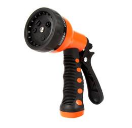 Wholesale High Pressure Water Spray Nozzles - Garden Hose Nozzle Hand Sprayer High Pressure Watering Spray Gun Nozzles