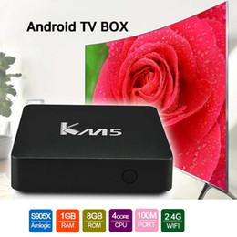 tv box reviews. quad core s905x 4k tv box mini pc android 6.0 boxes km5 1gb 8gb better tv reviews