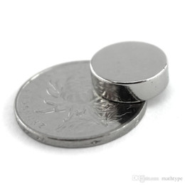 Wholesale Neodymium 15 - 15 mm x 5 mm N35 Super Strong Permanent Magnets Rare Earth Neodymium Magnet