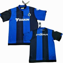 acf14da26 2017 2018 Belgium Club Brugge KV Jersey 17 18 home away best quality Sports  Wear shirts