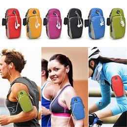 Unisexe Courir Jogging Sport Armband Gym Bras Band Housse ? partir de fabricateur