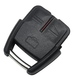 2019 opel fernauto Hot Sell Opel Remote Key Blank Teil 3 Button Key Case Ersetzen Autoschlüssel Shell Ohne Klinge günstig opel fernauto