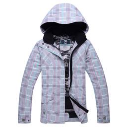 Wholesale Cheap Winter Waterproof Jackets - Wholesale- Cheap Women Snow jackets ski Clothes outdoor sports women ski snowboard waterproof windproof thermal warm coat winter jackets