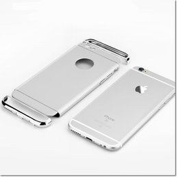 Wholesale Cheap Iphone Hard Cases - 2016 hot selling cheap painting hard pc 3 in 1 cellphone case back cover for iphone 5 6 6 plus 7 7plus samsung J5 J7 dhl free
