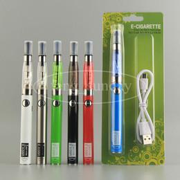 Wholesale electronic cigarette health - Vape Pens eGo CE4 Electronic Cigarette Health Blister Pack Kit 650 900 mAh UGO V II eVod Micro USB Pass Through eCigs Battery