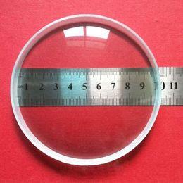Wholesale Concave Glass Lens - Freeshipping 2pcs lot 100mm Diameter Optical Glass Focal Length -300mm Large Optics Double Concave Lens