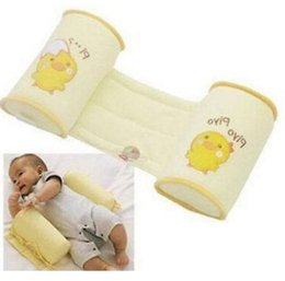 Wholesale Baby Anti Roll Pillows - Baby Toddler Safe Cotton Anti Roll Pillow Sleep Head Positioner Anti-rollover Sleeping Shaping Baby Pillow 10 p l