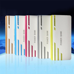 Wholesale External Battery Romoss - New Style Romoss 20000mAh Power Bank 3USB External Battery With LED Portable Power Banks Charger For iPhone 6s 7 7plus Samsung