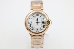Wholesale Sport Clothes Lady - Hot ladies round gold dial quartz stainless steel 100 XL Watch fashion modern clothing ladies sports watch free shipping